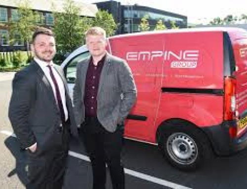 Mentoring helps Darwen print firm go international